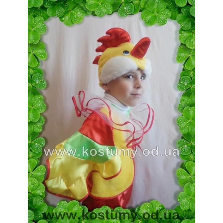 Петушок 1, костюм Петушка