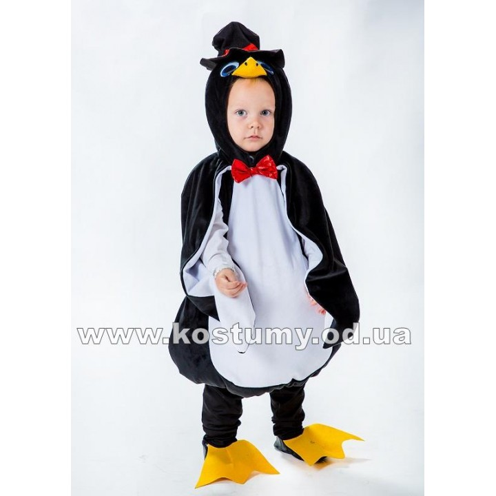 Пингвин Малыш РОСТОВОЙ, Пингвиненок, костюм Пингвина