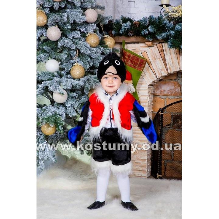 Снегирь, Птичка, костюм Снегиря, костюм Птички