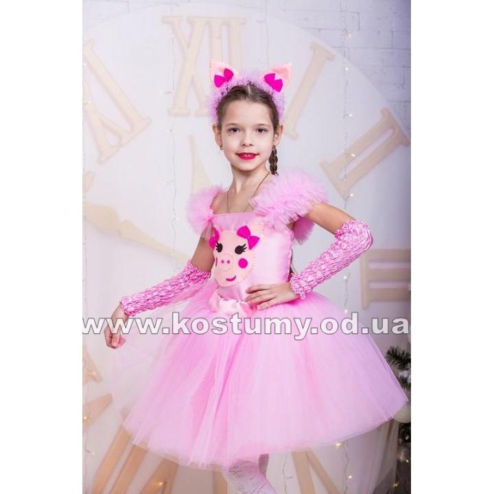 Свинка, костюм Свинки для девочек