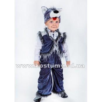 Волк Малыш, Волчонок, костюм Волка, костюм Волчонка