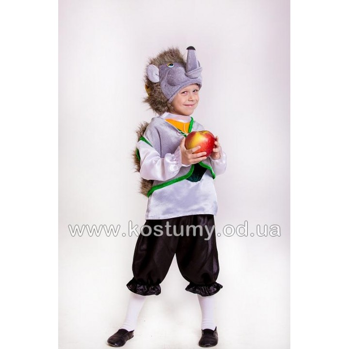 Ежик 1, костюм Ежика
