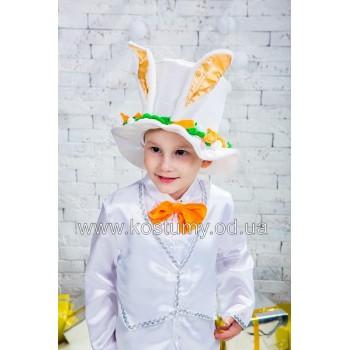 Зайчик в цилиндре, Заяц, Зайчик, костюм Зайца, костюм Зайчика