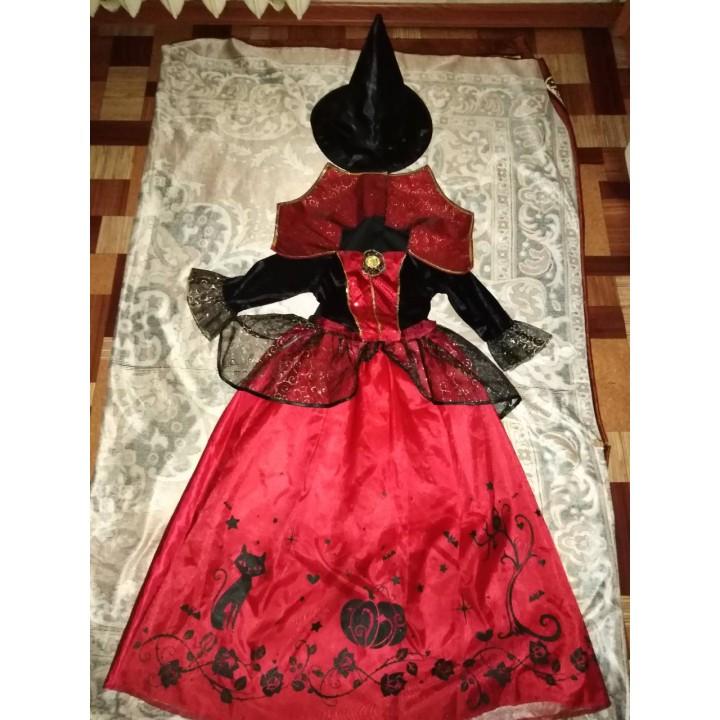 Ведьма 6, Ведьмочка, костюм Ведьмы, костюм Ведьмочки