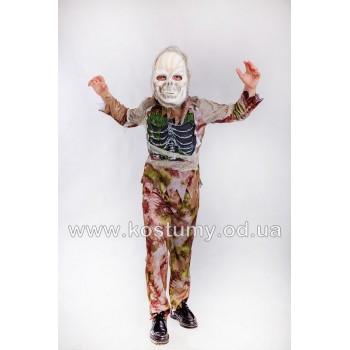 Зомби подросток, костюм Зомби, костюм на Хэллоуин