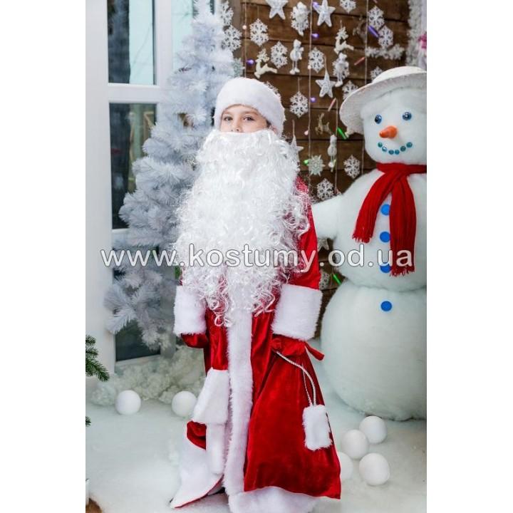 Дед Мороз, костюм Деда Мороза для мальчиков
