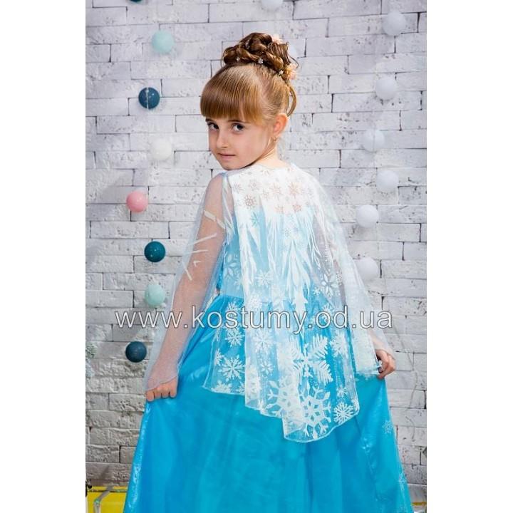 Холодное Сердце, Эльза 1, королева Эльза, Фрозен, костюм Эльзы, костюм Холодное Сердце, 5-7 лет