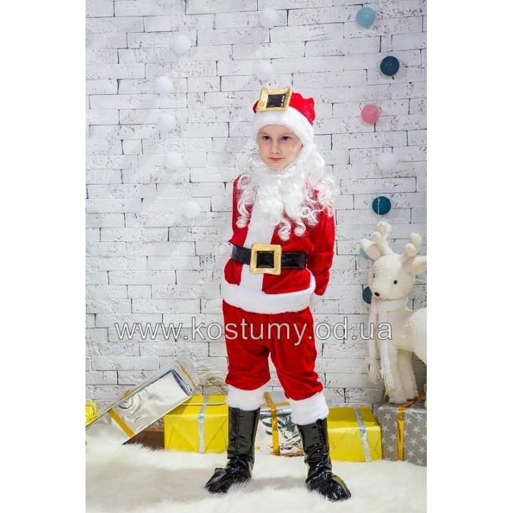 Санта Клаус, Санта, костюм Санта Клауса, костюм Санты
