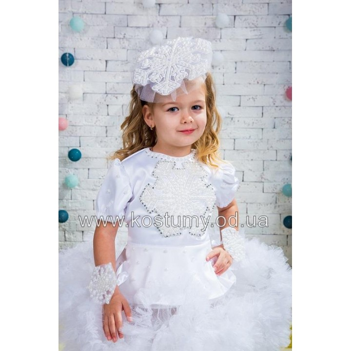 Снежинка 2, костюм Снежинки