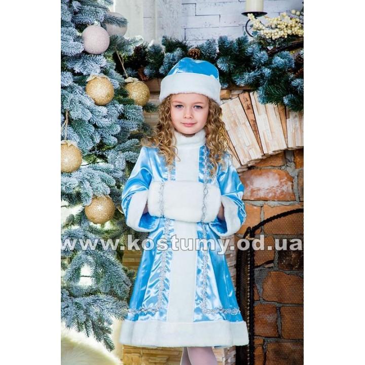 Снегурочка 2, костюм Снегурочки