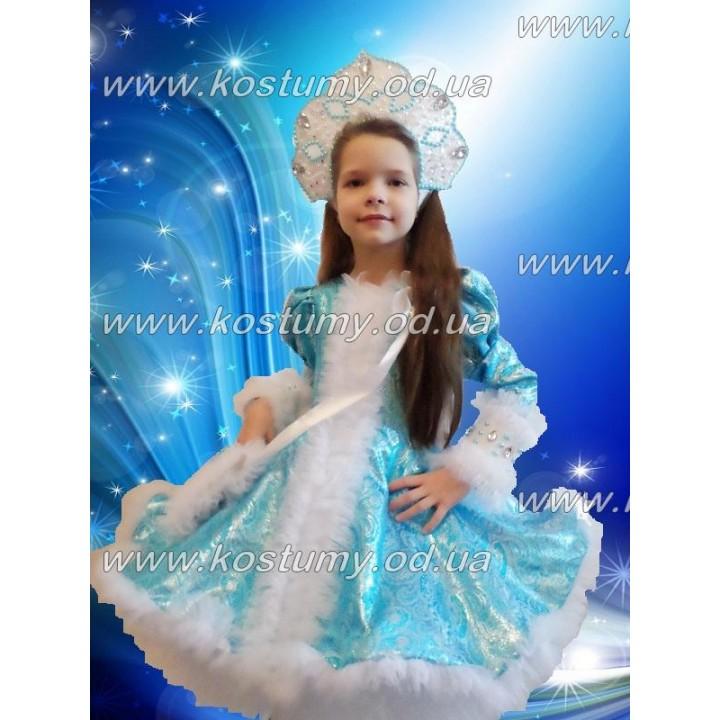 Снегурочка 3, костюм Снегурочки