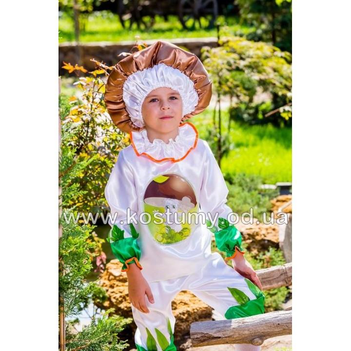 Гриб Боровик 1, Боровичок, костюм Грибочка, костюм Гриба Боровичка