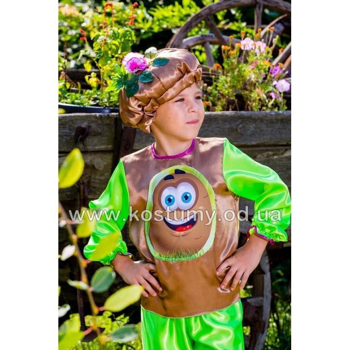 Картофель, Картошка, костюм Картофеля, костюм Картошки для мальчиков