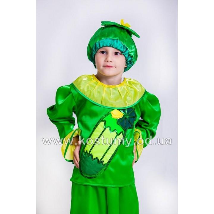 Огурец, Огурчик, костюм Огурца, костюм Огурчика