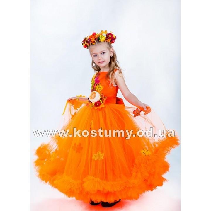 Осень Бальная, Осенняя палитра, костюм Осени, костюм Осенней палитры