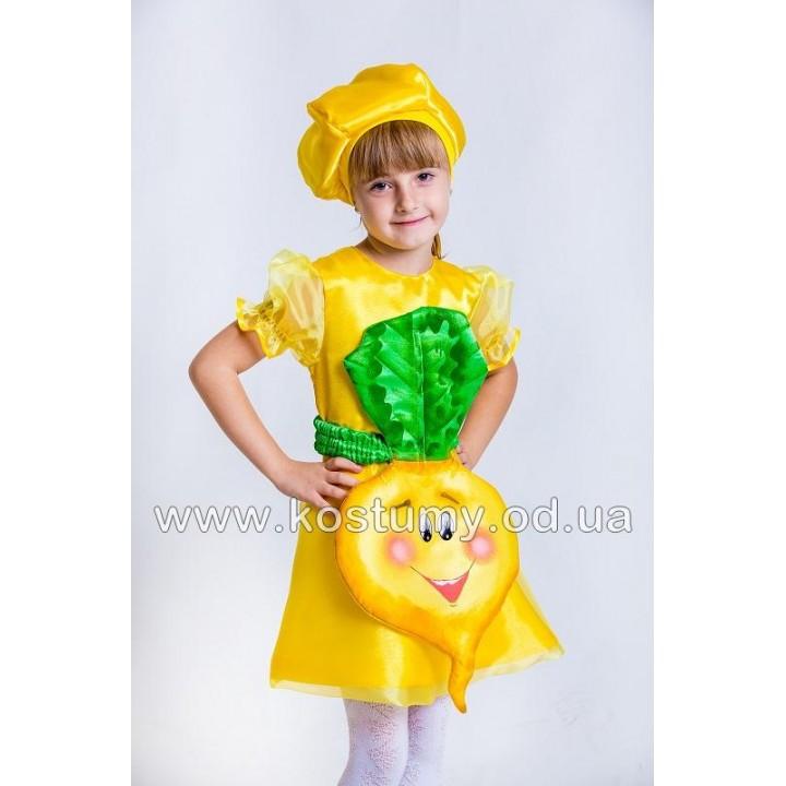 Репка, костюм Репки, костюм Репки для девочек