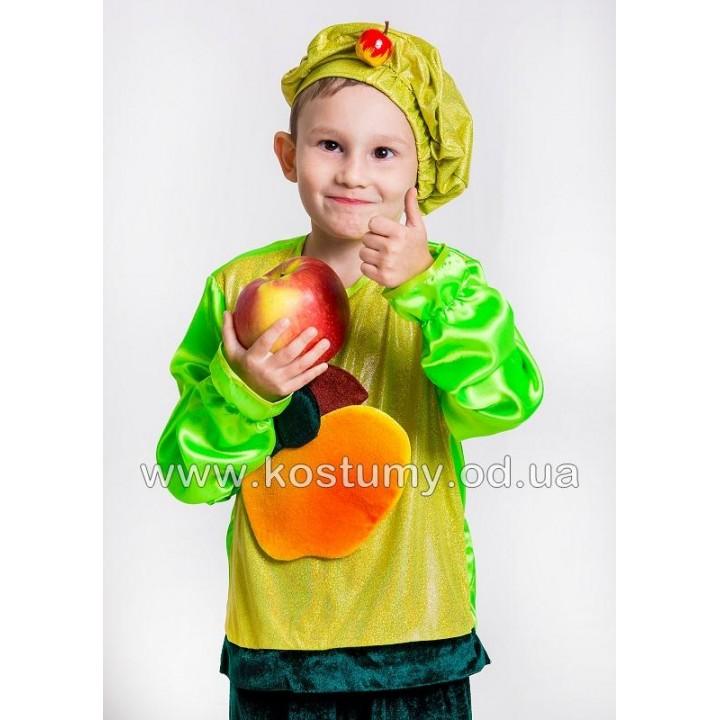 Яблоко, Яблочка, костюм Яблока, костюм Яблочка для мальчиков