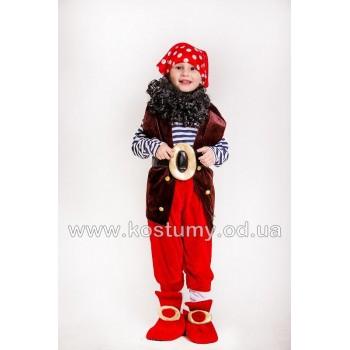 Пират, Бармалей, костюм Пирата, костюм Бармалея