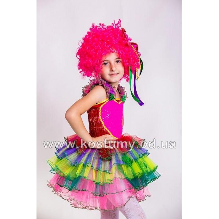 Клоунесса, костюм Клоунессы