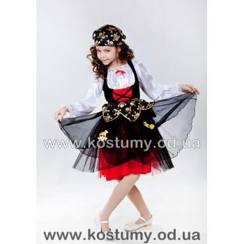 Пиратка, костюм Пиратки, костюм в стиле пиратской вечеринки