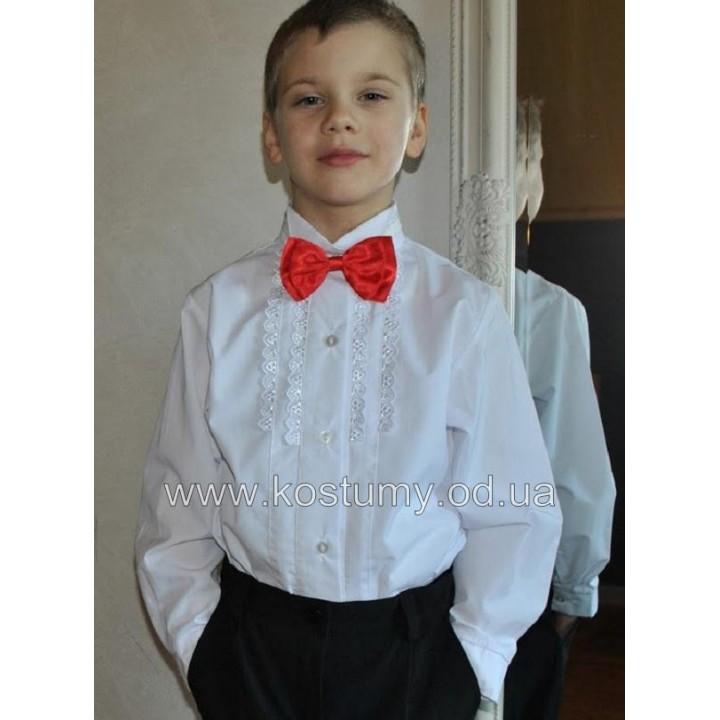 Рубашка подфрачная, рубашка нарядная, купить нарядную рубашку для мальчика, р-ры 80, 86, 92, 98, 104, 110, 116, 122, 128, 134, 140 см
