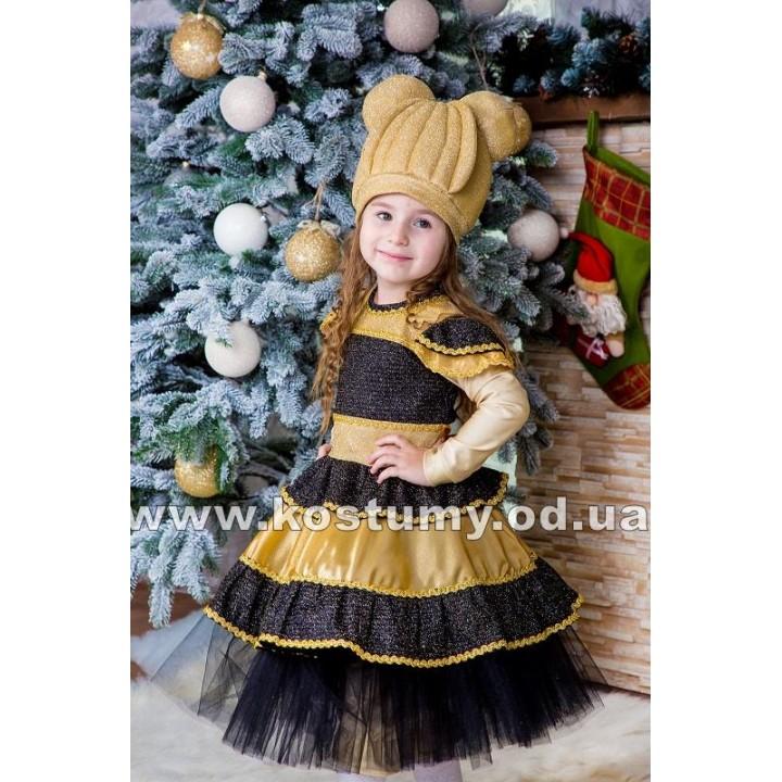Кукла LOL QUEEN BEE, кукла ЛОЛ Пчелка, костюм куклы ЛОЛ, костюм Пчелки ЛОЛ, костюм куклы LOL