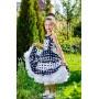 Стиляга 2, костюм Стиляги для девочек, Стиляги, платье Стиляги на выпускной в сад, Ретро платье