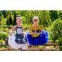 Стиляга 1, костюм Стиляги для девочек, платье на выпускной в сад