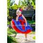 СТИЛЯГИ 3, платье Стиляги для девочек, Ретро платье на выпускной в сад, платье Стиляги для фотосессий, рост от 116 см