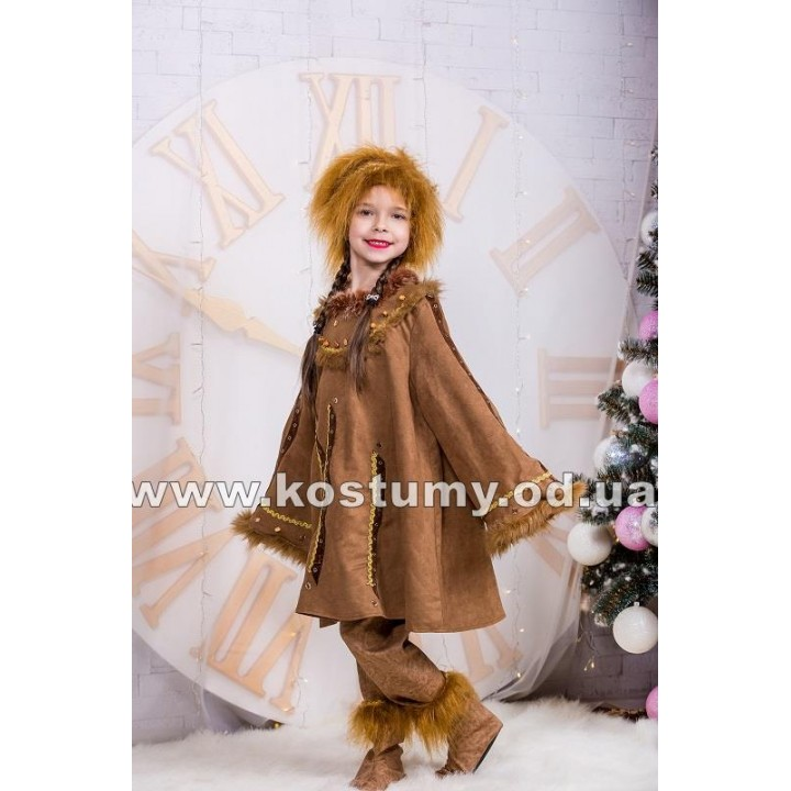 Финнка, Северянка, Девочка Севера, Шаманка, костюм Финнки, костюм Северянки, костюм Девочки Севера, костюм Шаманки, рост 116-135 см