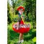 Украиночка, Украинка, костюм Украиночки, костюм в национальном стиле, костюм в украинском стиле, 3-6 лет