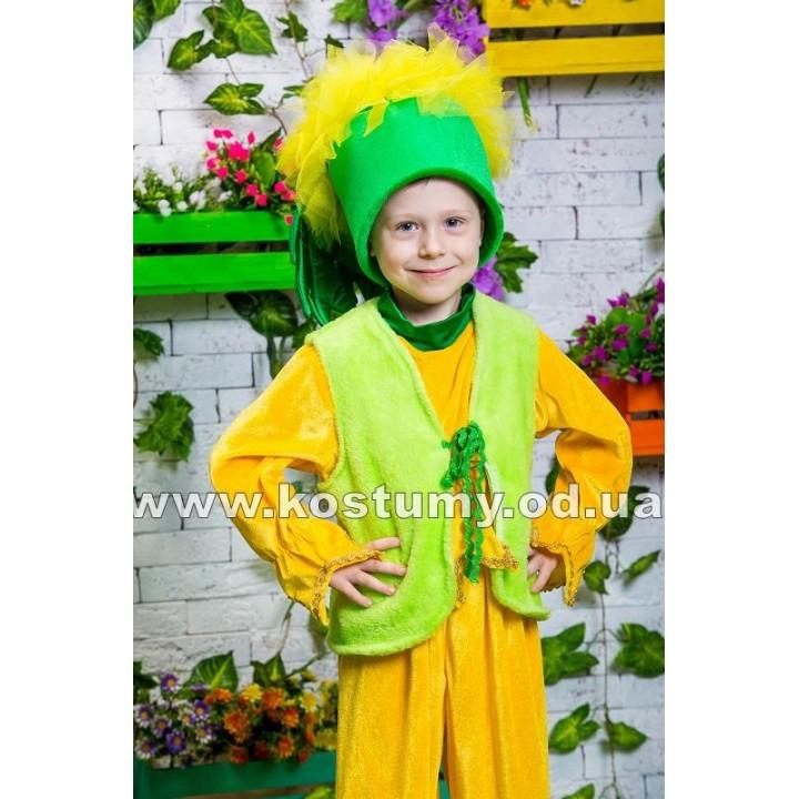 Одуванчик, Цветочек, костюм Одуванчика, костюм Цветочка для мальчиков