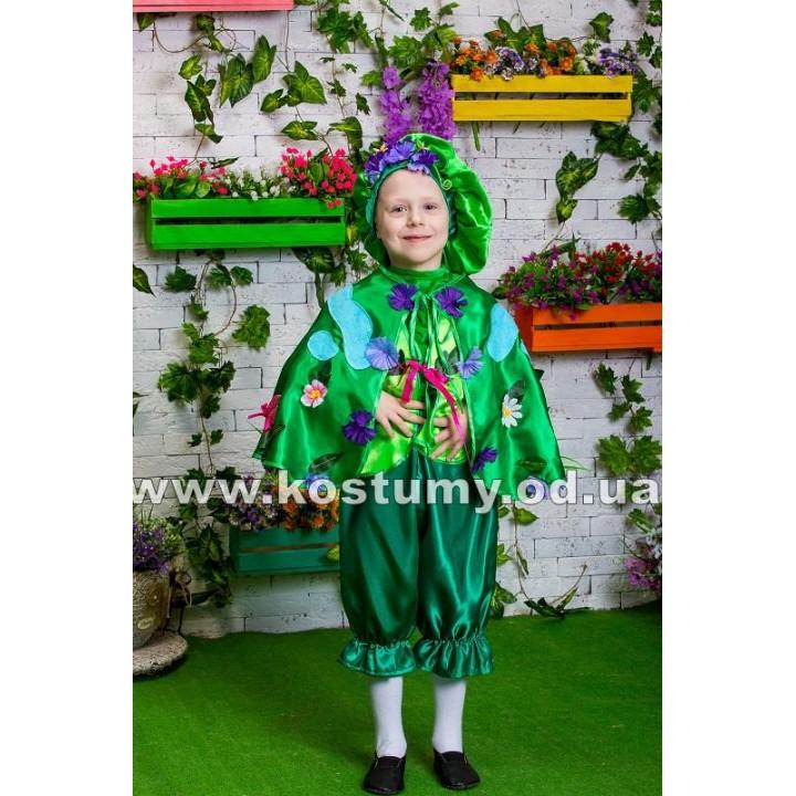 Весенний Месяц, костюм Весеннего Месяца