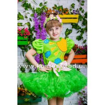 Весна 3, Цветочек, костюм Весны, костюм Цветочка