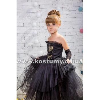 Выпускное платье АНДЖЕЛИНА, платье на выпускной в сад, модель трансформер