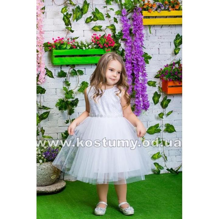 Платье детское коктейльное модель ДАРИНА, нарядное детское платье, платье на выпускной в садик, детское платье на свадьбу, выпускное платье в сад, рост 105-118 см
