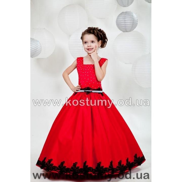 Выпускное платье ВИКТОРИЯ, платье на выпускной, платье бальное