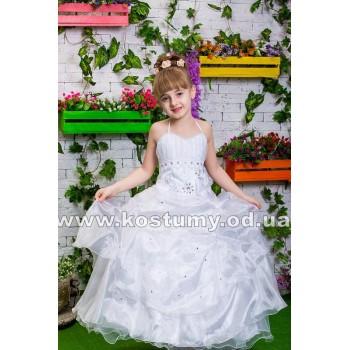 Выпускное платье в сад ЮЛИЯ, платье бальное, новогоднее платье, детское платье на свадьбу